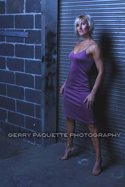 Female model photo shoot of Jbrigsbeauty by Gerard Paquette