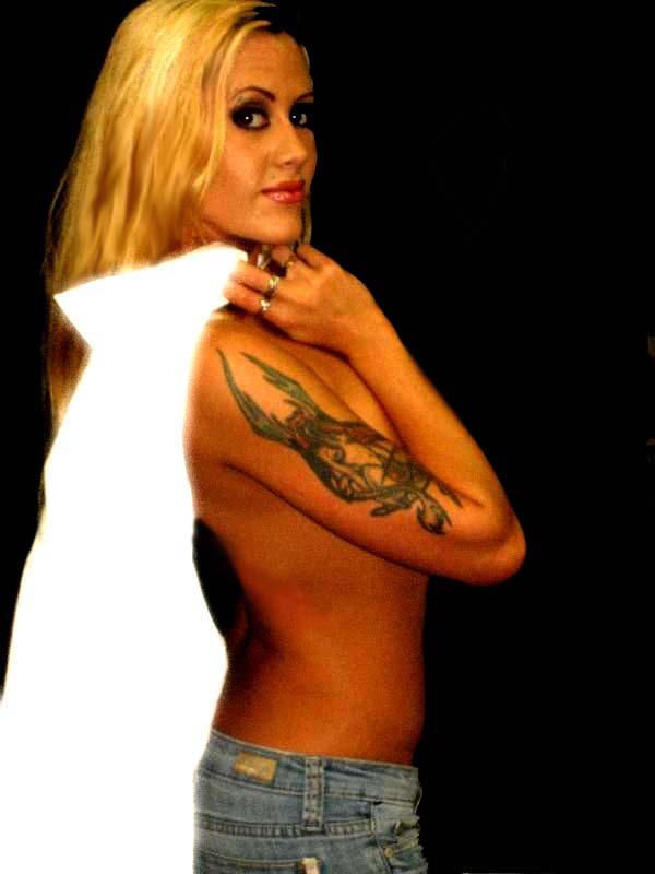 Female model photo shoot of SERENA AMOROSO