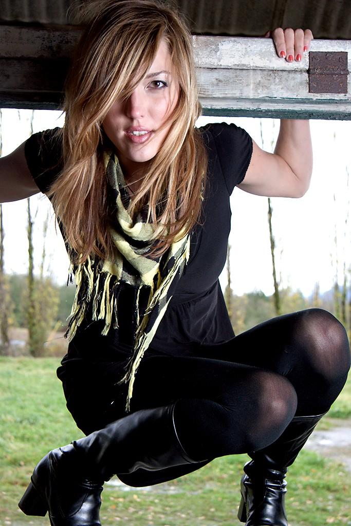 Female model photo shoot of Miki Angeline in Bellingham, WA