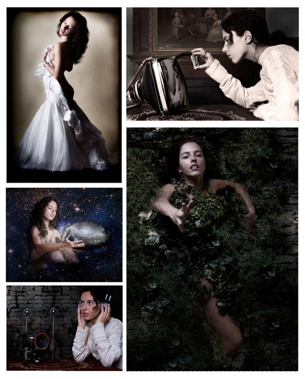 Female model photo shoot of Julia Petrova by Terry Slater