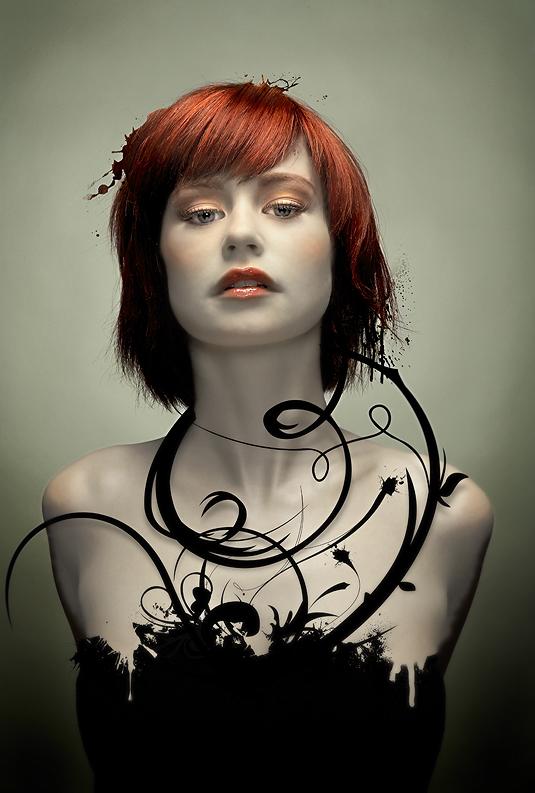 NY Nov 14, 2008 ©jon kolbe Poison Ivy for Beauty Salon