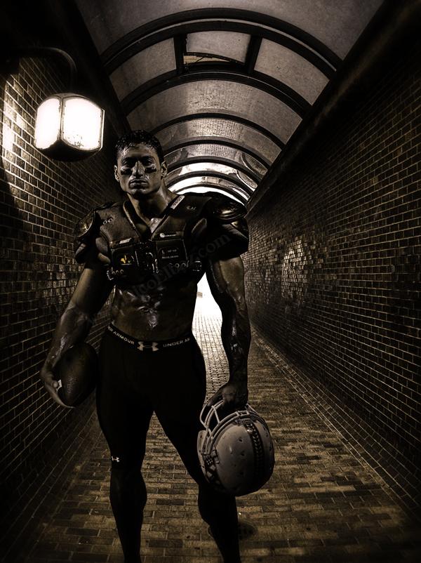 Male model photo shoot of Rico Elbaz by Bobby Black Photography