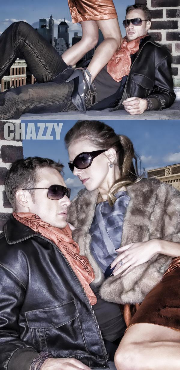 NYC Nov 16, 2008 Chazzy Bella and Ryan