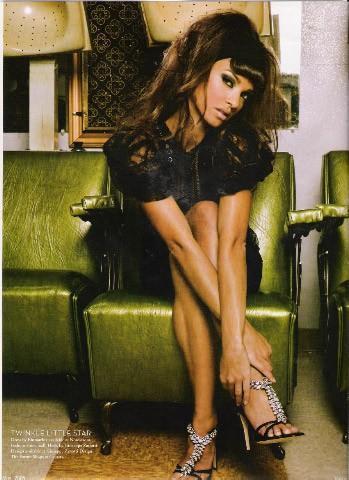 Beauty Bar Las Vegas Nov 17, 2008 Vegas Magazine Twinkle little Star