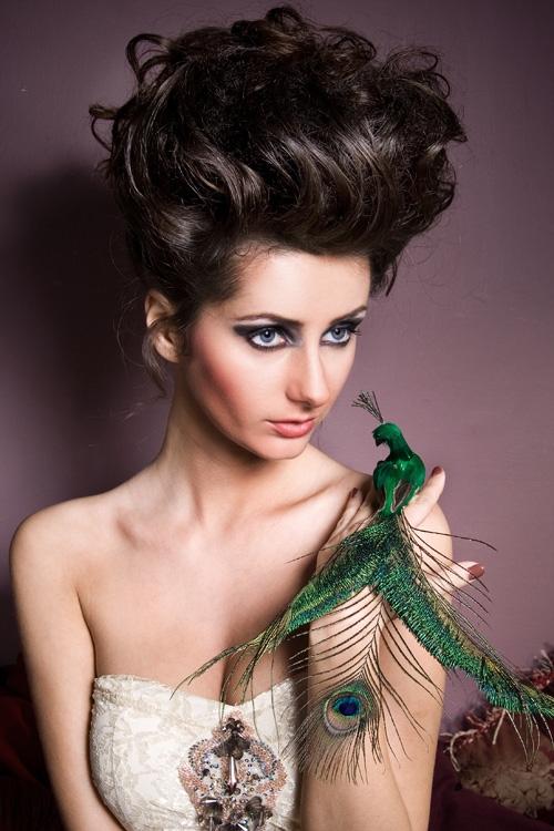 MN Nov 17, 2008 Natural Blush Bosnian Beauty