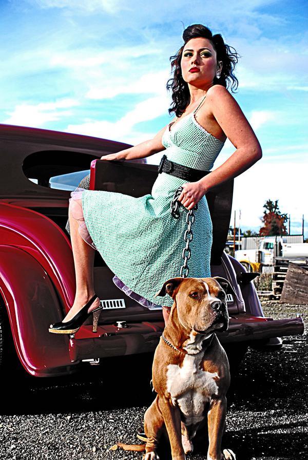 Redding, CA Nov 18, 2008 trashy glam photography miki