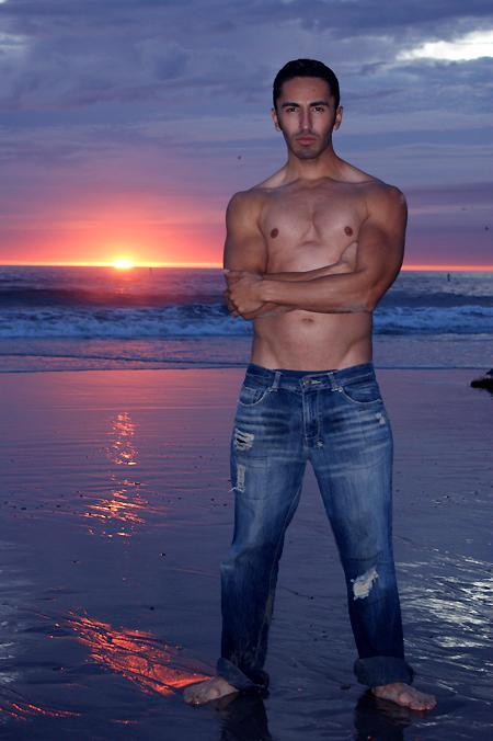 Male model photo shoot of Timberwolf Photography
