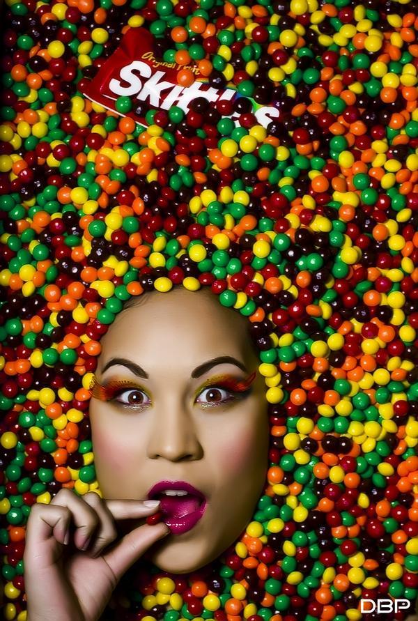 Arlington, VA Nov 18, 2008 DarylBrown Photography Taste The Rainbow