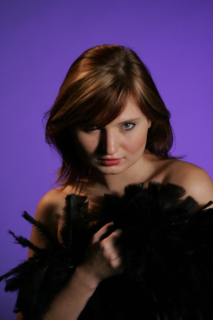 Female model photo shoot of Kleopatra