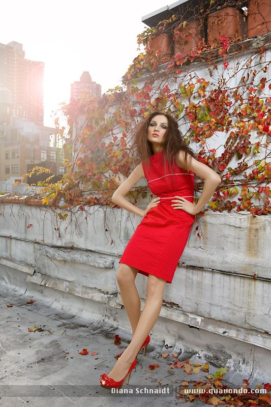 Nov 19, 2008 Quavondo Lady in Red
