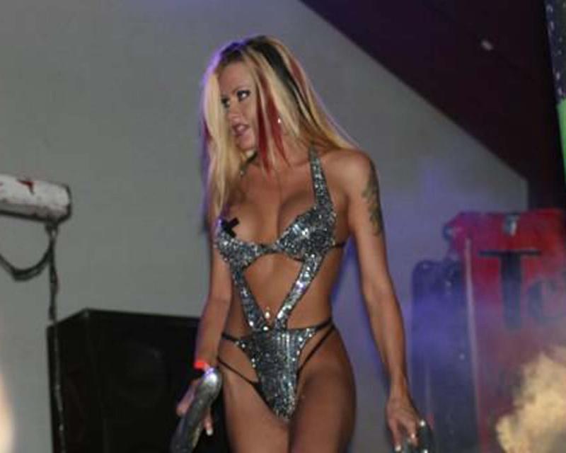 Female model photo shoot of SERENA AMOROSO in JANUS LANDING VENUE, ST. PETERSBURG , FLORIDA 11-14-08
