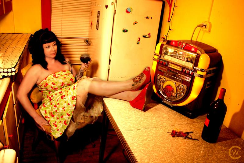 Female model photo shoot of Miss Miranda Alane