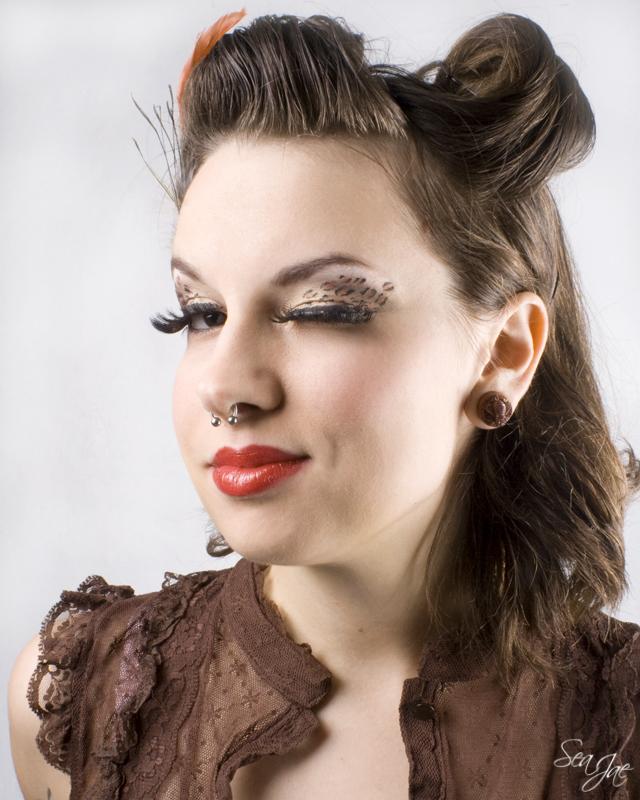 Nov 19, 2008 SeaJae hair and makeup