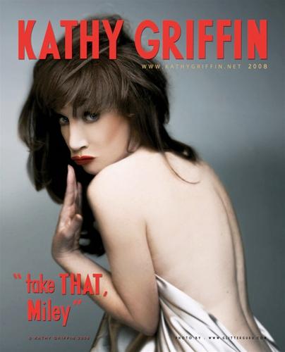 timbuktu studios Nov 20, 2008 Suzette Troche Stapp aka the glitterguru Kathy Griffin - Miley Cyrus Vanity Fair Spoof