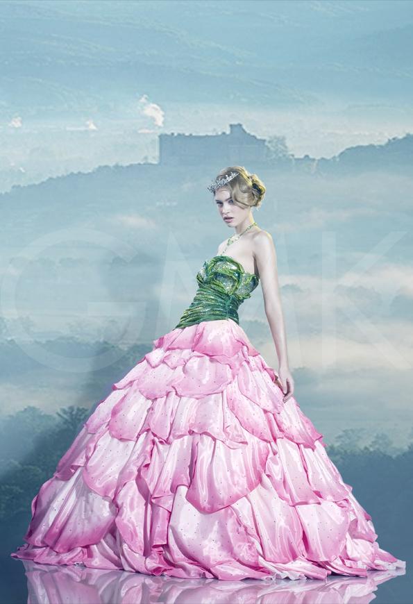 Nov 20, 2008 GMK Isabell Kristensen for Swarovski - Model: Claire @ Elite