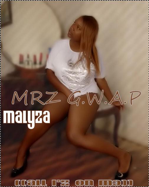 Female model photo shoot of MALYZA
