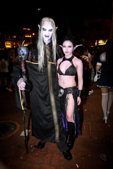 Waikiki, HI Nov 20, 2008 Bob Mckeand (not part of portfolio, just an example.) Sure this is from Halloween... But when the time comes for it, I can prepare for a theme. : )  Self-created and prepared dark elf costume.