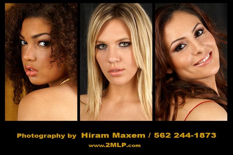 Male model photo shoot of Hiram Maxem in Los Angeles