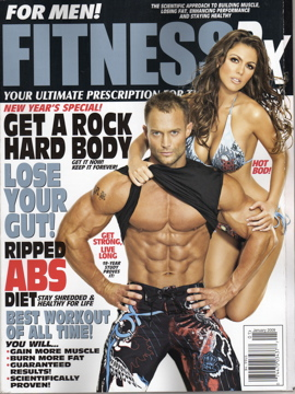 Nov 21, 2008 My Fitness RX Cover