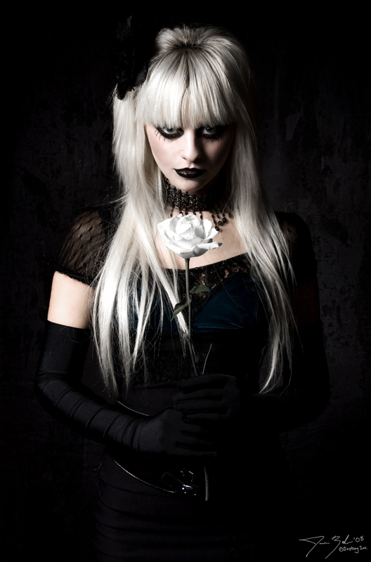 Nov 22, 2008 Destroy inc./ makeup, hair and styling by me Gothic Beauty Shoot