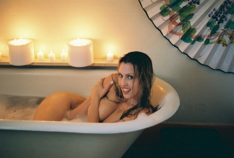 Male model photo shoot of MGM PHOTOGRAPHY in my bath tub, lucky me.........