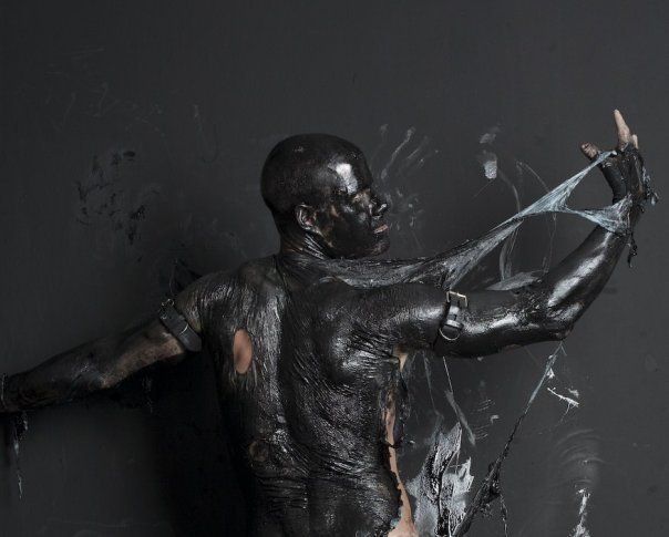toronto ontario Nov 22, 2008 liquid latex dark shoot 2
