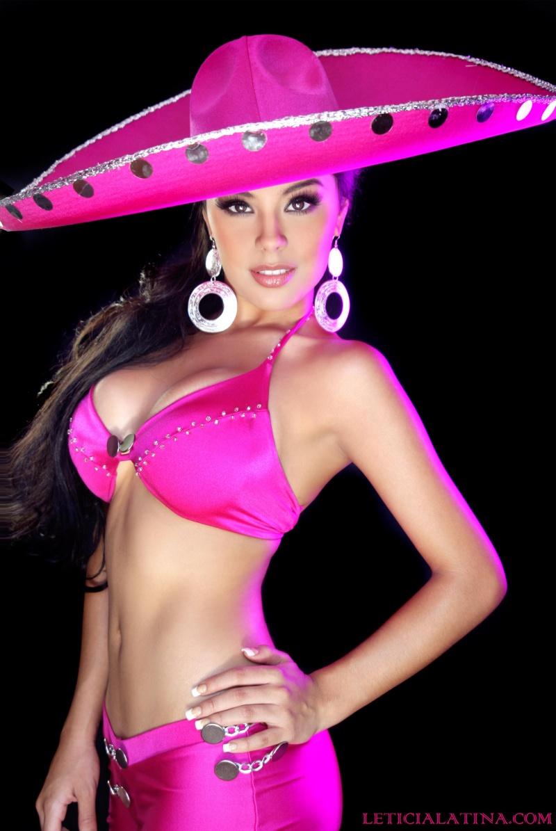 Nov 23, 2008 Leticia Castro for Tequila Pasion by OP Mexico en La Piel ;)