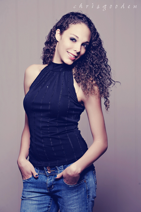 Female model photo shoot of Bethany Caruso by c h r i s g o o d e n