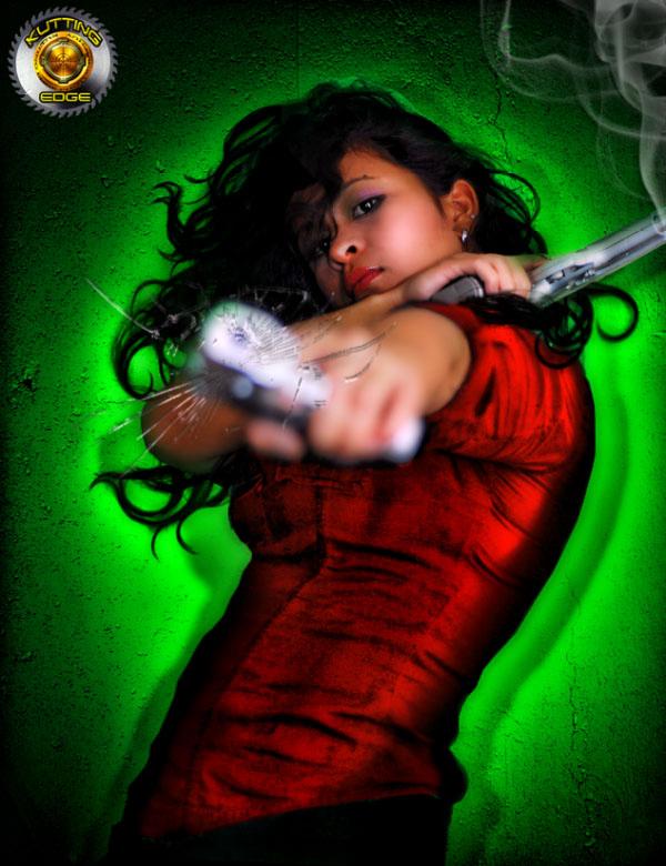 Da Bronx Nov 23, 2008 Action Shot
