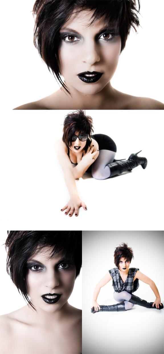 Female model photo shoot of Caitlin Thomas in My Studio