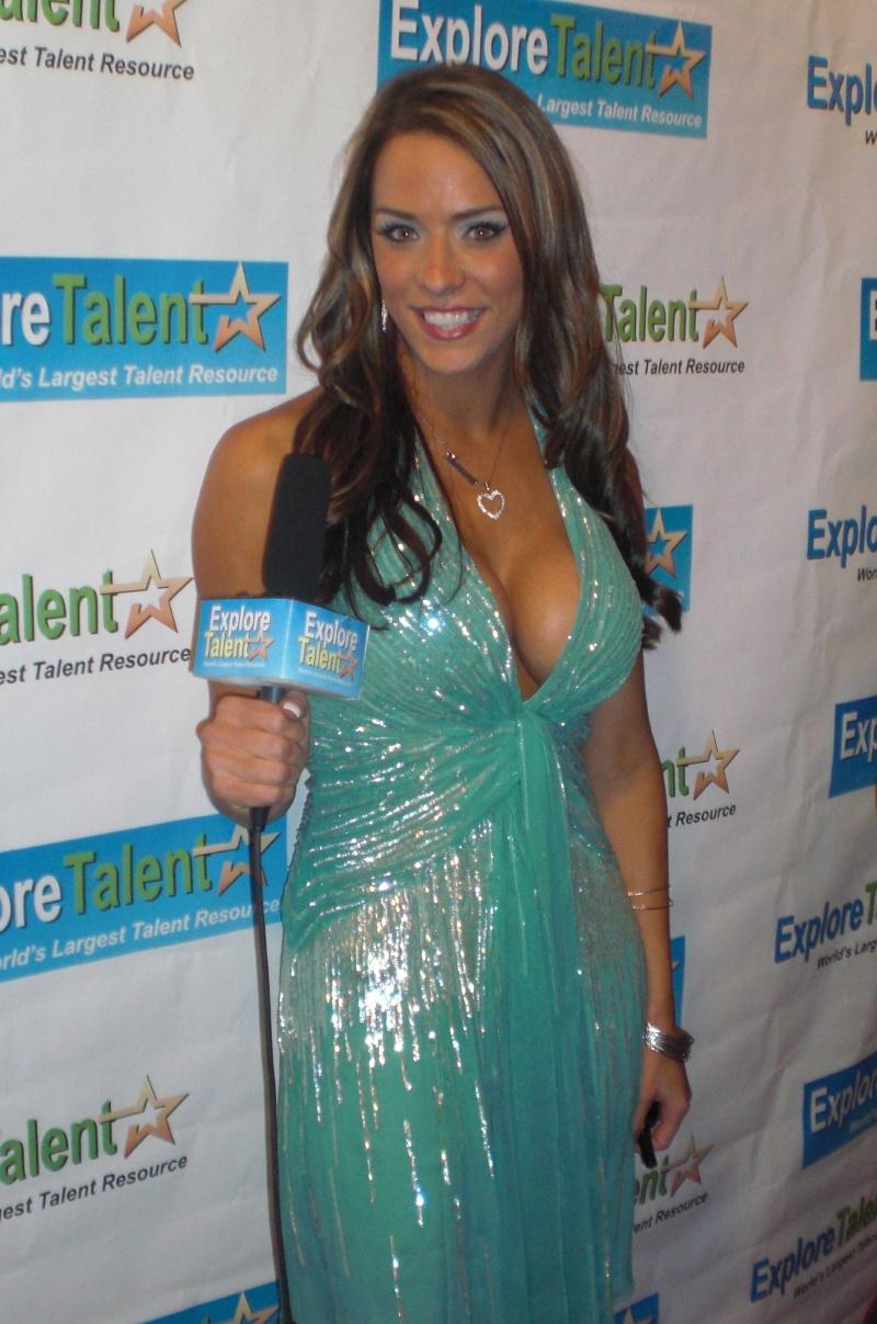 Nov 23, 2008 Hosting the Red Carpet for ExploreTalent.com