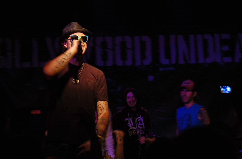 Nov 23, 2008 BLACQ WIDOW Photography Hollywood Undead