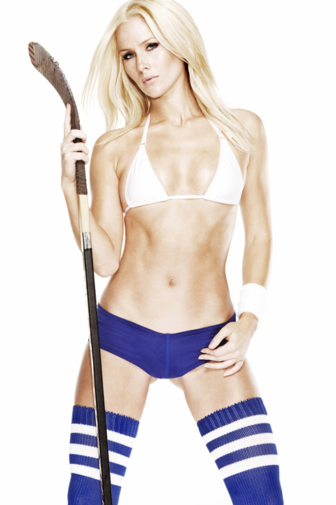 sexy hockey girls nude