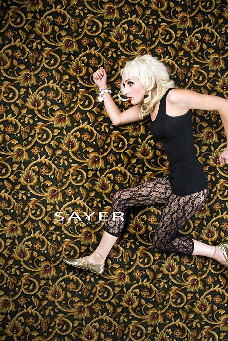 Richmond  Nov 24, 2008 Copyright 2008 Sayer Photographics Run Atilla Run!