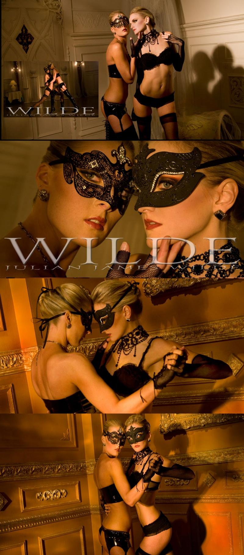 Wilde Studio, Grand Ballroom Nov 26, 2008 julian james wilde @2008  Raven for WildeStyle Carnivale Tango  (for