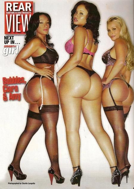 New York Nov 27, 2008 Smooth Magazine:LFT to Right: Bubbles,Ciara, Amie