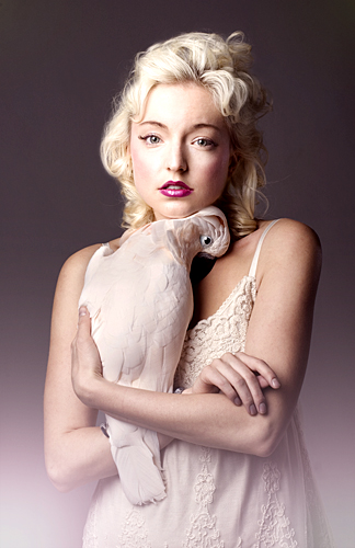 Calgary Nov 27, 2008 Laura Margaret Ramsey Model: Danielle Barker