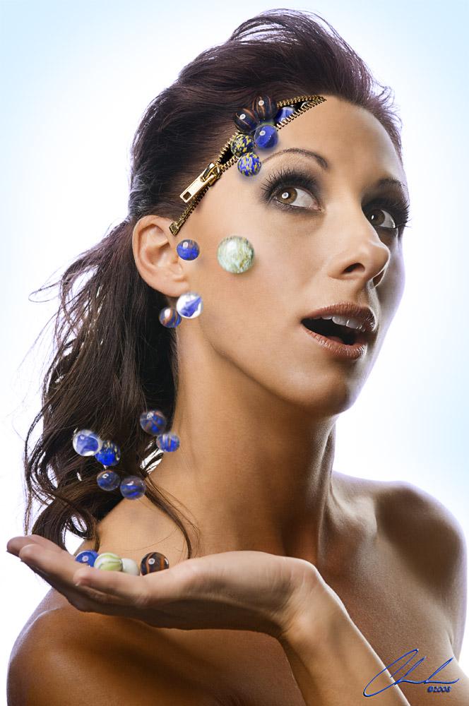 Studio Nov 27, 2008 Curvy Pixels Lost my marbles!