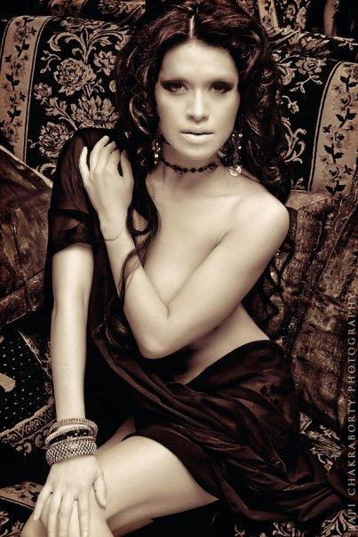 Female model photo shoot of Rosalba Va by Art of Allure, makeup by Paula Sidhu-Grewal