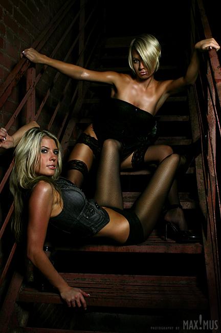 Nov 30, 2008 © MAX!MUS  Models: Summer Moss & DJ Licious