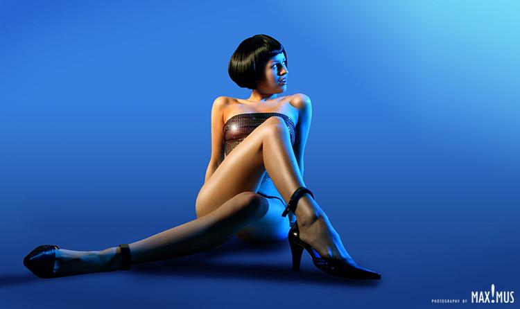 Nov 30, 2008 © MAX!MUS  Model: Elle Hazen