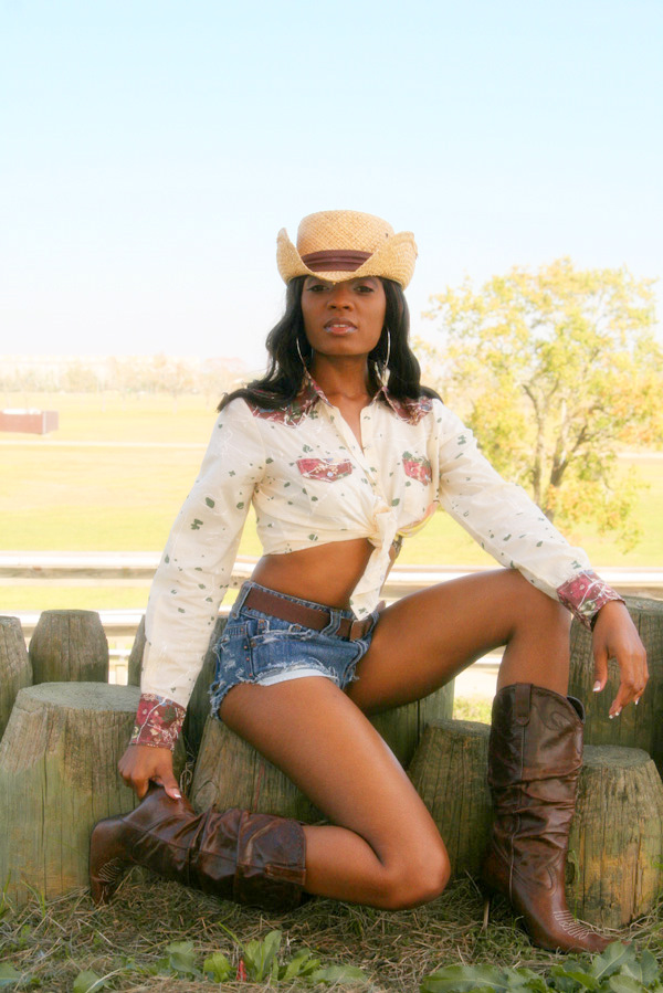 Houston, TX Dec 01, 2008 PhotoByOmar Cowgirl