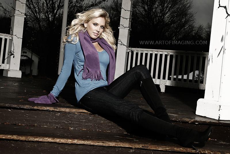 Rochester NY Dec 03, 2008 Benjamin Hayon ABCs True Beauty - Ashley