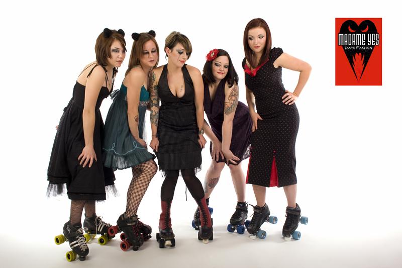 Regina Dec 03, 2008 2008 bcheckowy Roller Derby Girls #2