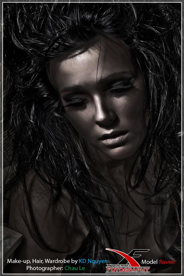 in Studio Dec 05, 2008 Chau Le for XtremeFotography.com Dark Night
