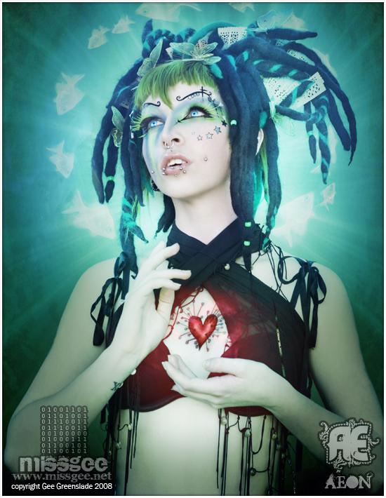Female model photo shoot of Zephyr Elf by Gee Greenslade in Gee's studio ^_^