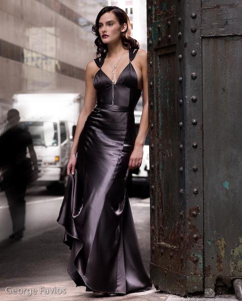Midtown Manhattan  Dec 07, 2008 Melissa Baker