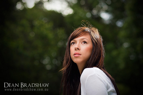 Female model photo shoot of chantelle james by Dean Bradshaw