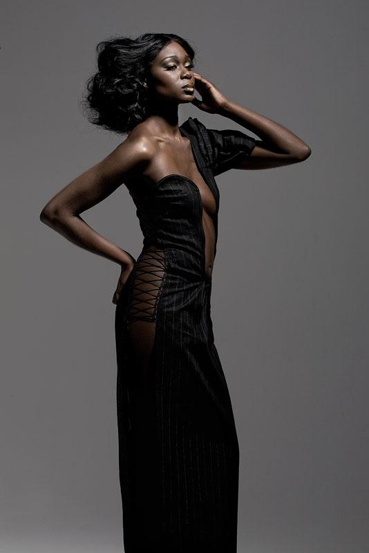 Studio Dec 08, 2008 Herman van Gestel Lily half dress - Dress by Seyianne