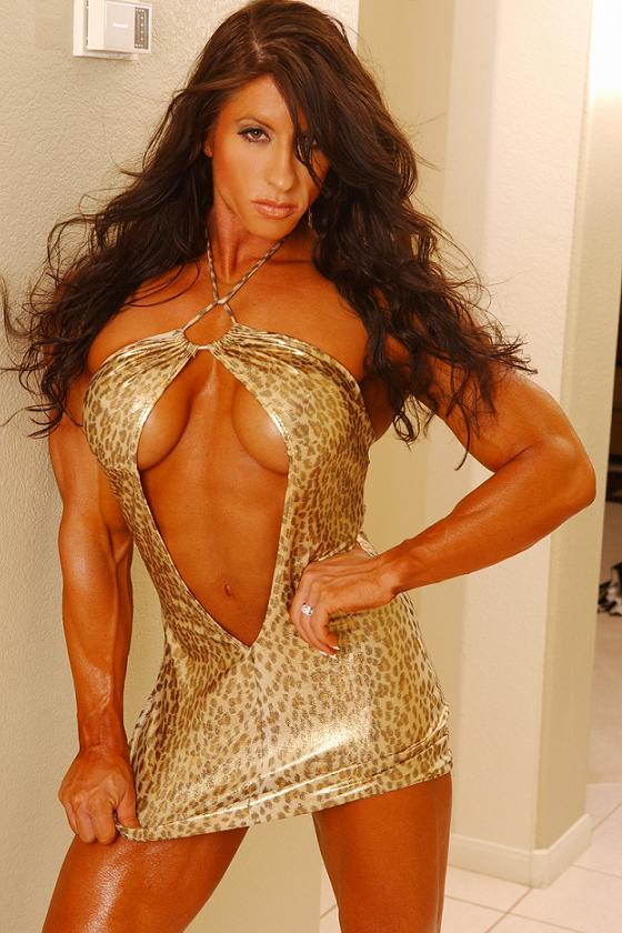 Las Vegas Dec 09, 2008 Gold Dress